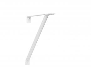 Closet-Pro 0040 Adjustable Bracket, White