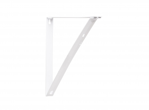 "Closet-Pro WS46 12"" Shelf Bracket for Wood or Wire Shelf"