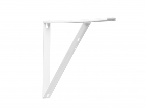 "Closet-Pro WS46 16"" Shelf Bracket for Wood or Wire Shelf"