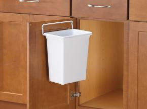 DWB975-W Door-Mounted Waste Bin