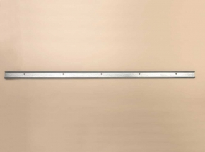 0111 FAST-MOUNT Hang-Trak™ Horizontal Hang Rail, Galvanized Finish