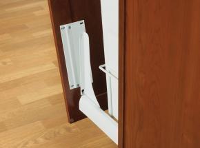 PDMKTWH Optional Door-Mount Bracket