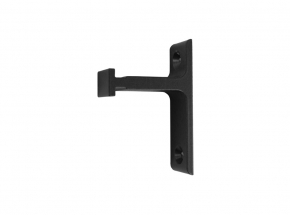 Long Wall Mounted Bracket with oil rubbed bronze finish