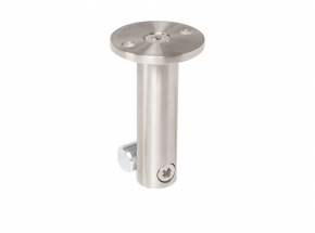 SS-CM-RR Round Rail Ceiling Mount, Stainless