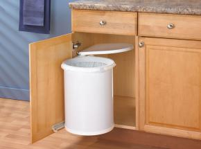 TM32-W Pivot-Out Waste Bin