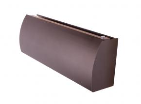 WM-M250 Series Wall Mount Door Hardware Kit, Dark Bronze